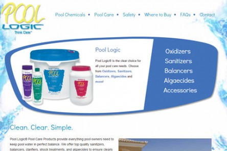 Pool Logic Chemicals